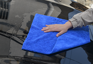 How to identify microfiber towels
