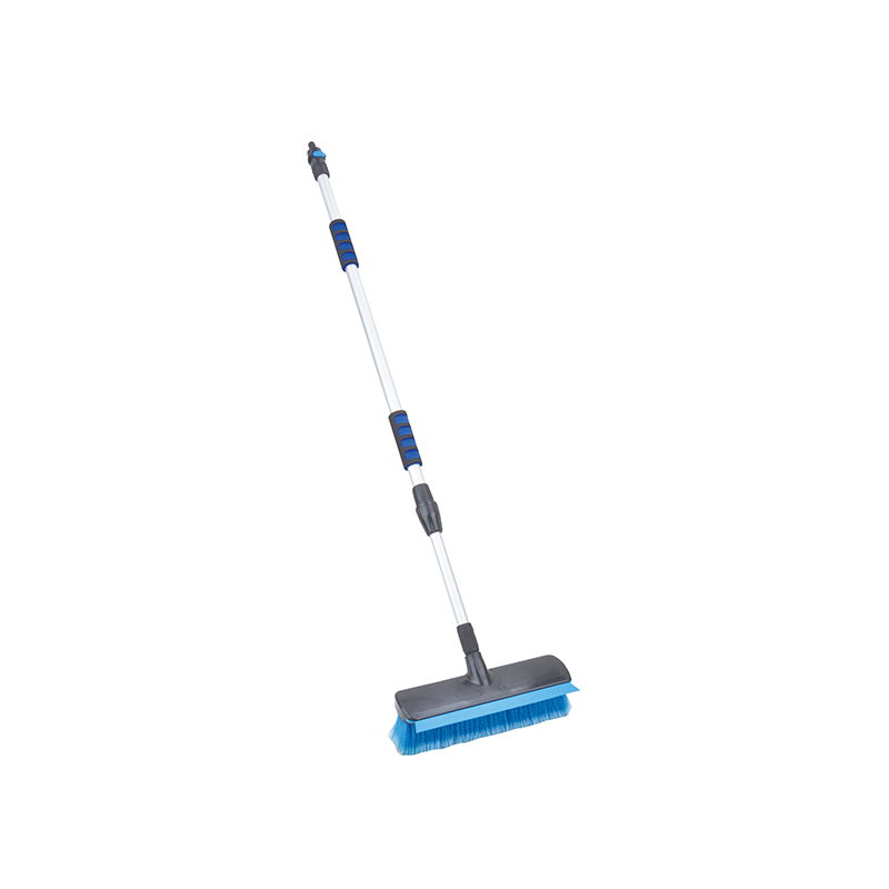 CAR WASH BRUSH-Durable Blue Auto Cleaning Car Wash Broom