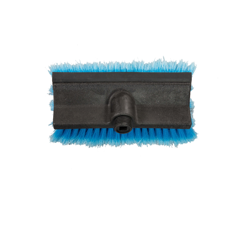 CAR WASH BRUSH HEAD-Blue Two Face Car Wash Brush Head