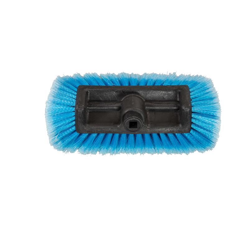 CAR WASH BRUSH HEAD-5 Face Truck Brush Head with Cylindrical interface