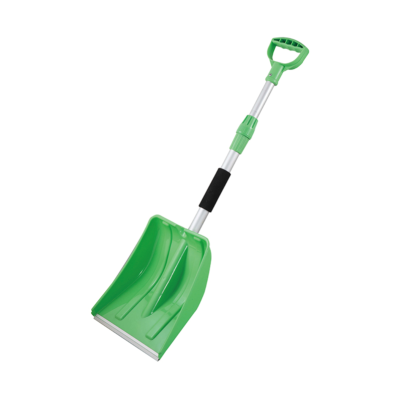 SNOW SHOVEL-Plastic Wear Strip Snow Shovel