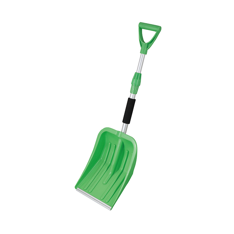 SNOW SHOVEL-Telescopic Handle Plastic Snow Shovel