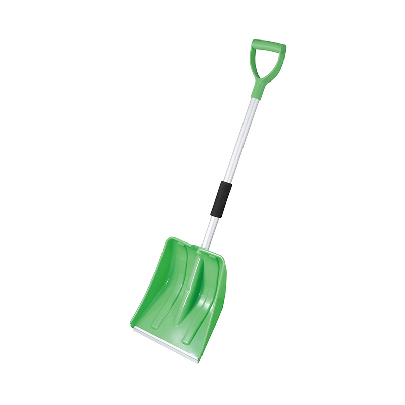 SNOW SHOVEL-Telescopic Snow Shovel With Wear Strip